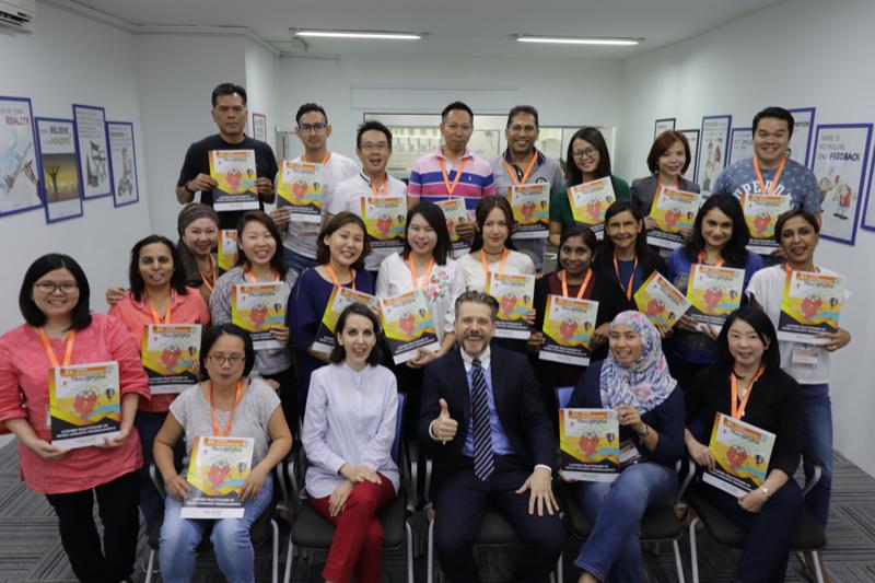 Licensed Practitioner of NLP® April 2018