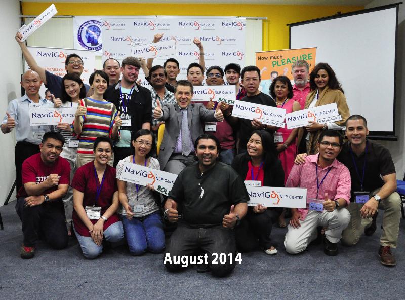 Licensed NLP August 2014